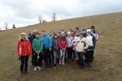 Lyžařský výcvik VII. třídy, únor 2020