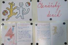 Čtenářské deníky II. třídy, prosinec 201