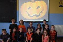 Halloween v páté třídě