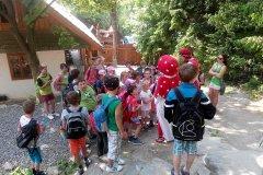 Výlet školní družiny, Podlesí, červen 20