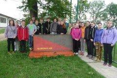 Školní výlet VIII. tř., květen 2015