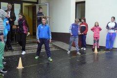 Atletické závody, Svratka, 26.9.2014