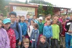 Školní výlet III., IV. a V. třídy; Javoř