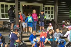 Školní výlet I., II. a III. třídy, Často