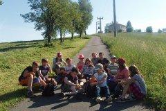 Exkurze do meteorologické stanice Svrato