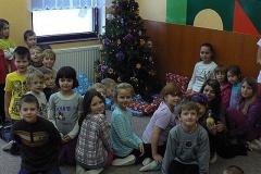 Dárečky ve školní družině, 2012