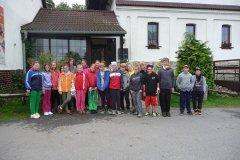 GO pobyt VI. tř., Daňkovice, září 2012