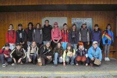 GO pobyt žáků VI. třídy, září 2011