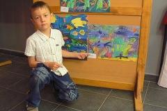 Výtvarná soutěž - Skuteč, květen 2011