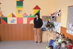 Dárečky ve školní družině, prosinec 2010