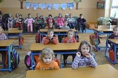 MŠ v I. třídě, leden 2010