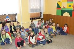 Vánoce 2009 ve školní družině