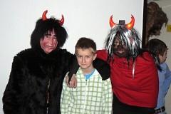 Mikuláš a čerti 2009