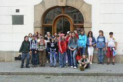 Výlet VI. tř. - 2009