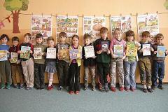 Předškoláci ve škole - 2009