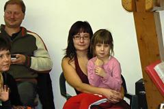 Vánoční besídka IV. tř., 2008
