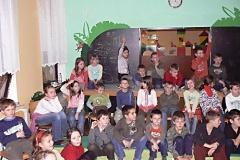 Dárečky ve školní družině 2008
