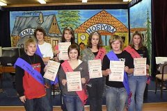 Miss + Missák 2007