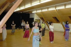 Bříšní tance 2007