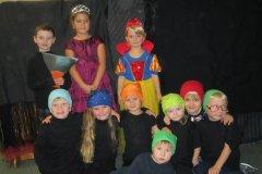 Sněhurka a její kamarádi ve školce 24.11