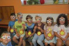 Cesta dětí za sluníčkem a prázdninami, 2