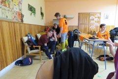 Turnaj v sálové kopané, Svratka, duben 2