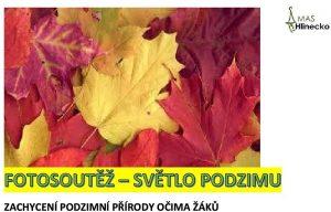 Fotosoutěž Světlo podzimu